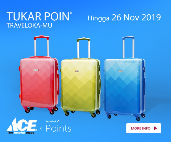 ACE x Traveloka Points