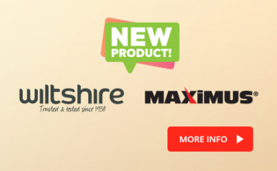 New Product - Wiltshire dan Maximus