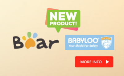 New Product - Bear and Babyloo