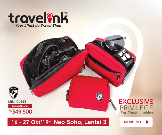 Grand Opening Travelink Neo Soho