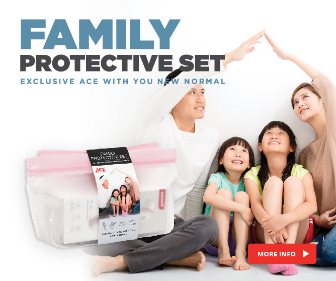ACE Family Protective Set