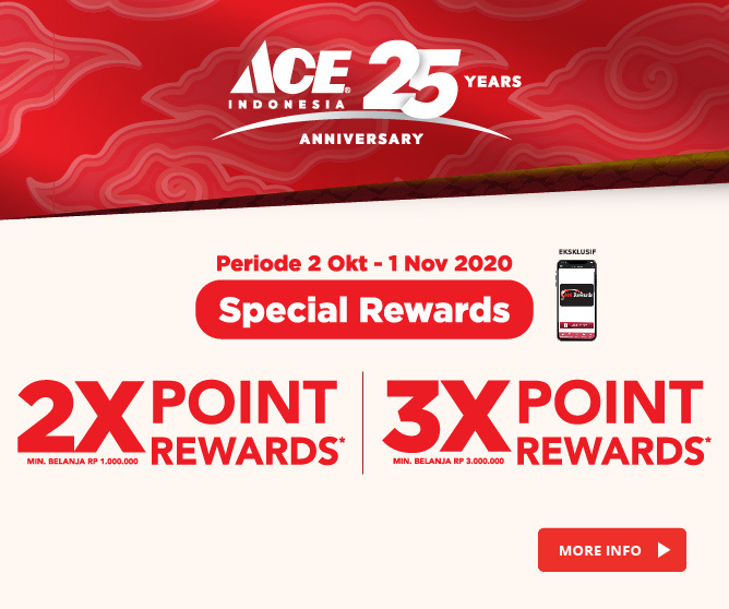 Special Rewards, Get Up to 3x Point Rewards