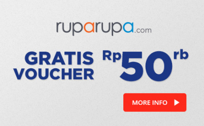 Promo Ruparupa Your Everyday Solutions