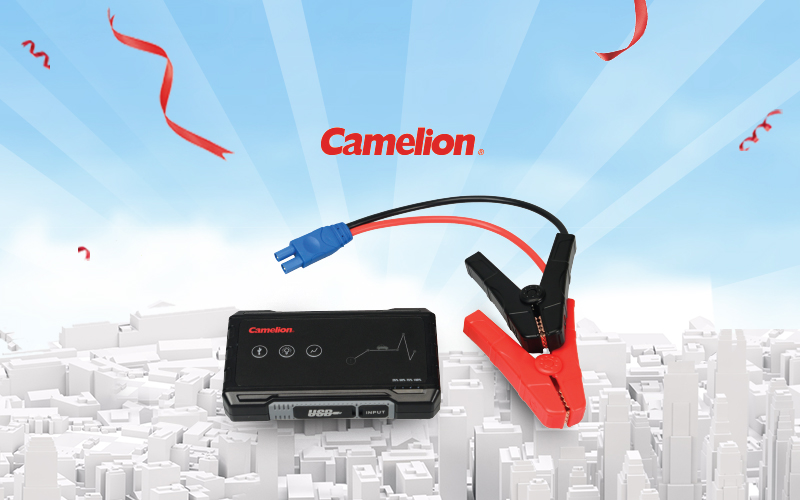 Car Mini Jump Starter Camelion ACE